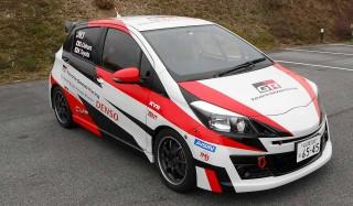 ラリー/WRC | トヨタ、全日本ラリー第2戦にスポーツ制御CVTヴィッツCVTを投入