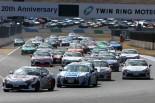 国内レース他   ブリヂストン 2017年86/BRZ第1戦もてぎ レースレポート