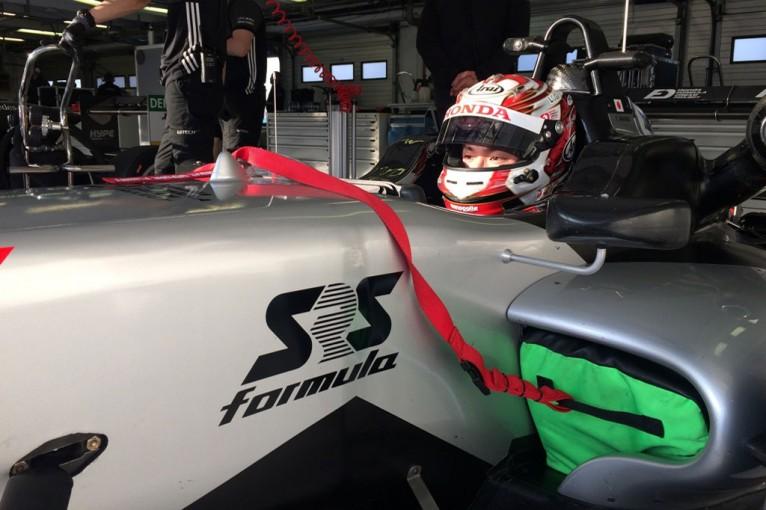 """海外レース他   日本人ドライバー参戦のヨーロピアンF3、公式テストでみえた日欧""""文化""""の違い"""