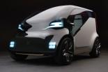 人工知能(AI)を搭載したEVコミューターのコンセプトカー『Honda NeuV(ニューヴィー)』