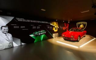 ランボルギーニ・ミュージアム