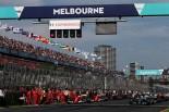 2017年シーズンのF1は10チーム20台が参戦している