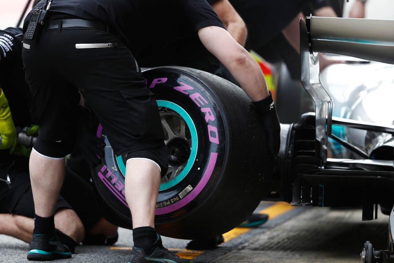 F1 Topics:17年型ピレリタイヤ、見極めの鍵はウルトラソフトにあり?