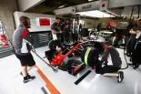 2017年F1第2戦中国GP ロマン・グロージャン(ハース)