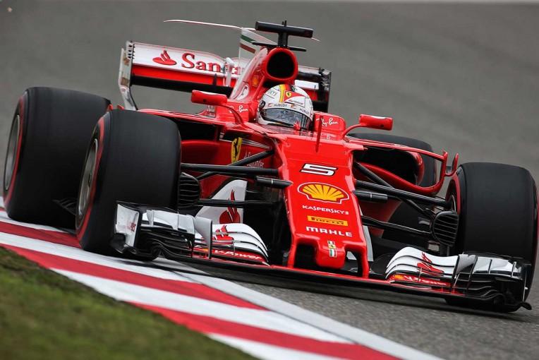 F1 | フェラーリがワン・ツー【タイム結果】F1第2戦中国GP フリー走行3回目