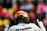 F1 | ポールのハミルトン「フェラーリと真剣勝負ができることは大きな喜び」:メルセデス F1中国土曜