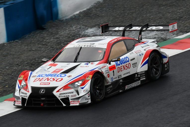 スーパーGT   スーパーGT第1戦岡山 土曜走行全車総覧【GT500】