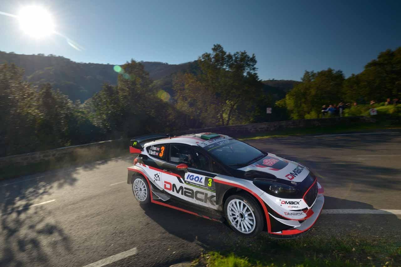 ラトバラ「セッティング変更のおかげで午後はいい気分で攻められた」/WRC第4戦フランス デイ2コメント