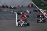 2017年F1第2戦中国GP決勝
