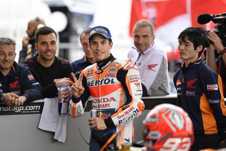 MotoGP   MotoGP:マルケス「僕には完璧なコンディションだった」/第2戦アルゼンチンGP予選日コメント