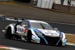 2017スーパーGT第1戦岡山 Epson Modulo NSX-GT