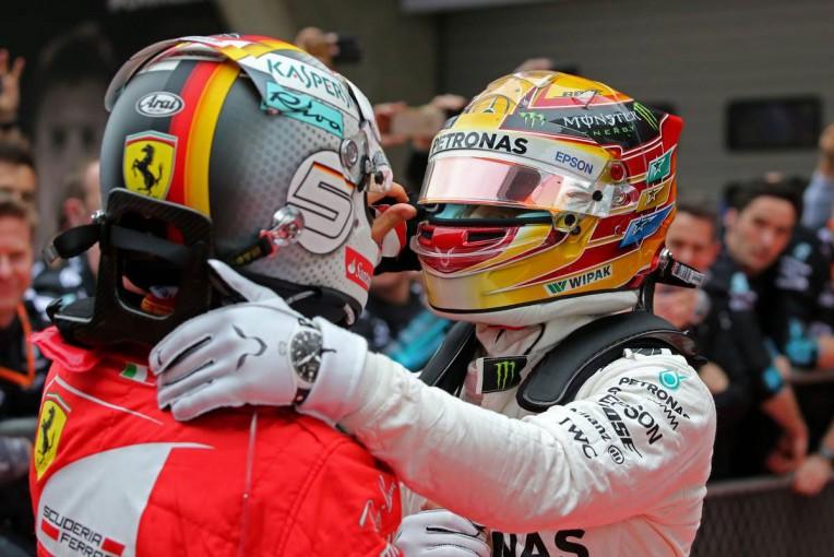 F1 | F1中国GP決勝:ハミルトンが今季初優勝!入賞圏内のアロンソは無念のストップ