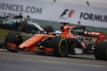 F1 | アロンソに満点「不可能なはずの入賞を実現しかけた、卓越した走り」英誌ドライバー評価 2017年F1中国GP編