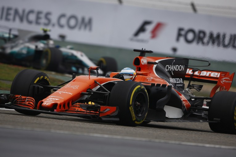 F1 | ホンダ「入賞が見えていただけにダブルリタイアは残念。しかしPUの信頼性向上は確認できた」/F1中国日曜