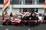 スーパーGT | NSX5台全車に起きたまさかのトラブル。「これまで壊れたことがない部品」とホンダGT佐伯リーダー