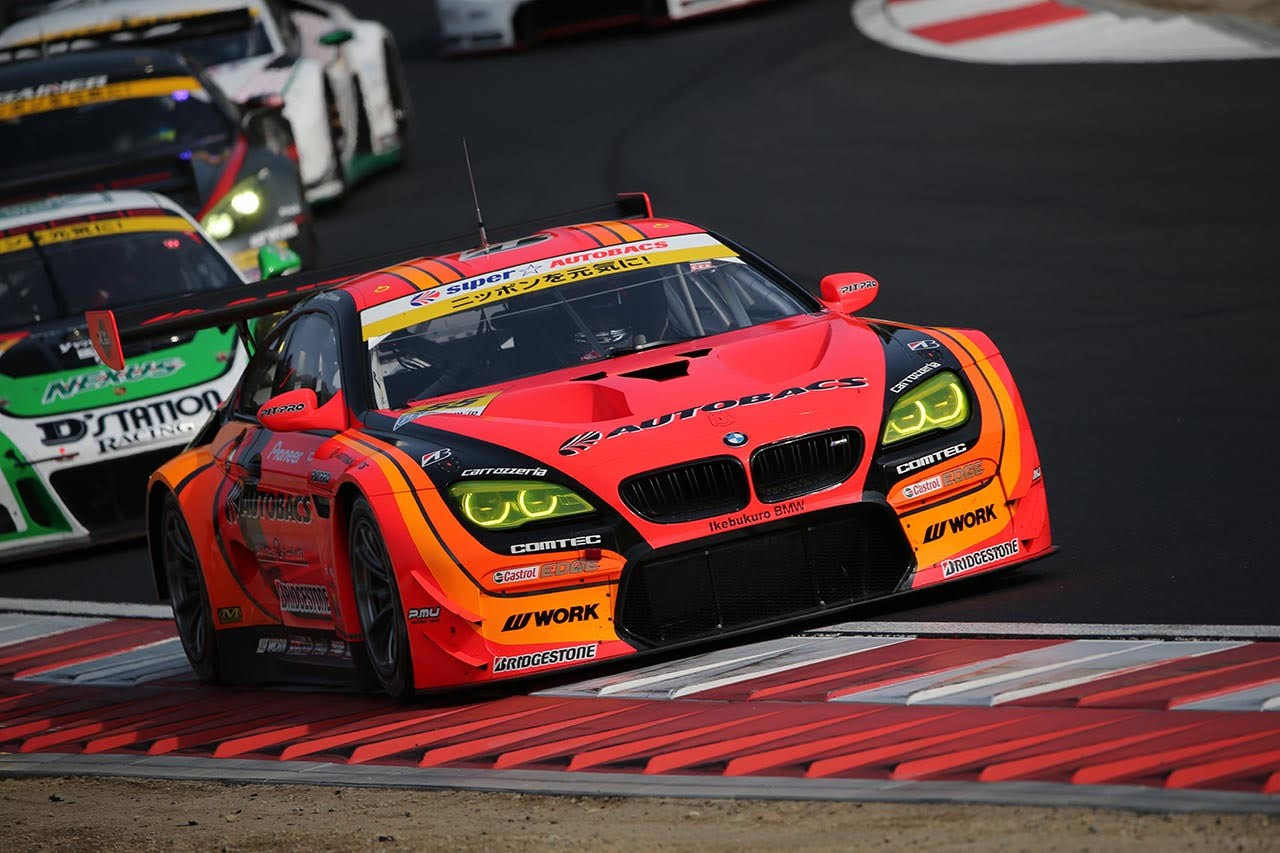 ARTA BMW M6 GT3 スーパーGT第1戦岡山 決勝レポート