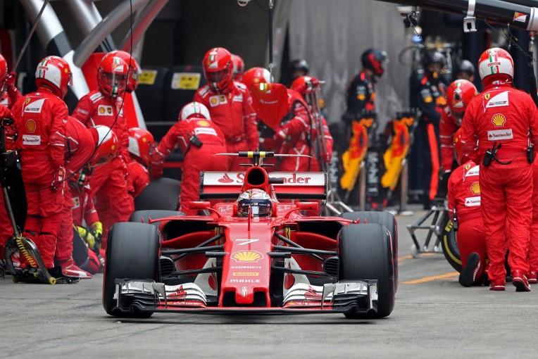 F1 | ライコネン「タイヤ交換を遅らせた理由が分からない。もっといい仕事ができたはず」:フェラーリ F1中国日曜