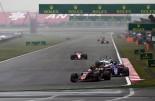2017年F1第2戦中国GP ケビン・マグヌッセン(ハース)