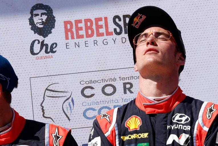 ラリー/WRC | WRC:第4戦勝者のヌービル「涙があふれた」。開幕から4カ月は苦痛に満ちていたと告白