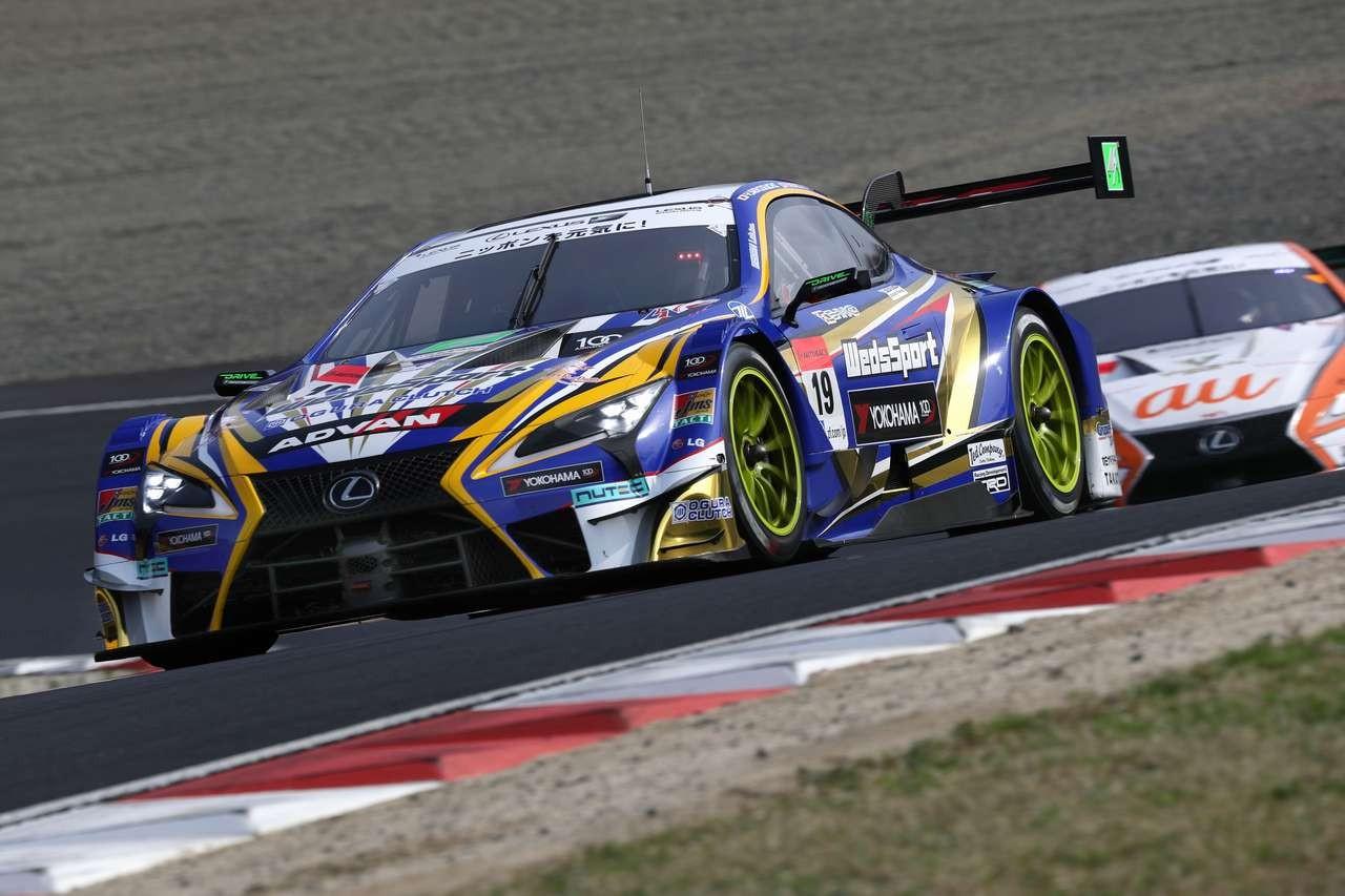 TOYOTA GAZOO Racing スーパーGT第1戦岡山 レースレポート