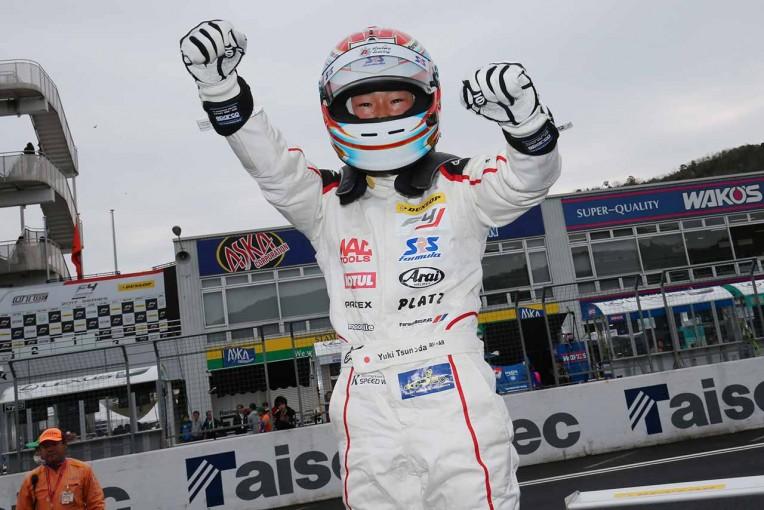 スーパーGT | 【順位結果】FIA-F4選手権第2戦岡山 決勝