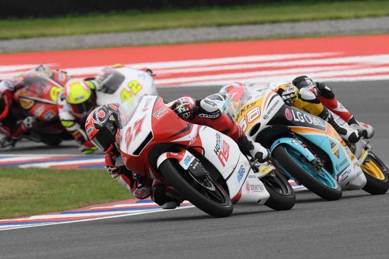 MotoGP | ホンダ・チーム・アジア 2017MotoGP第2戦アルゼンチンGP決勝日レポート