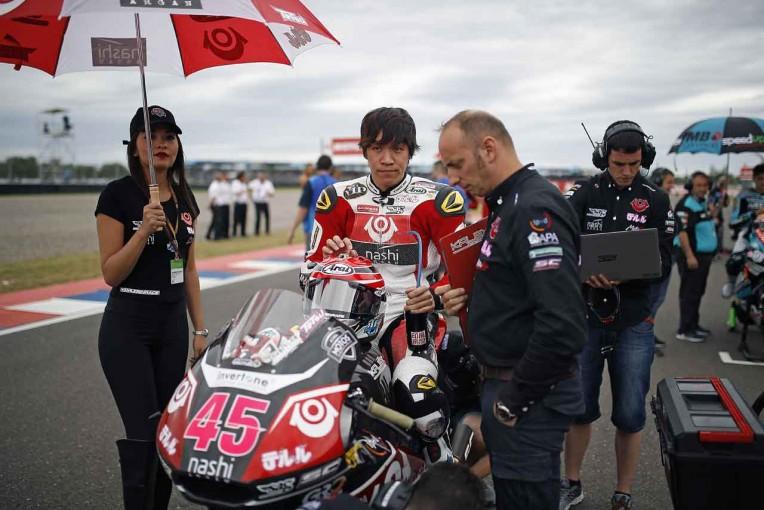 MotoGP   ホンダ MotoGP第2戦アルゼンチンGP Moto2/Moto3クラス決勝日レポート
