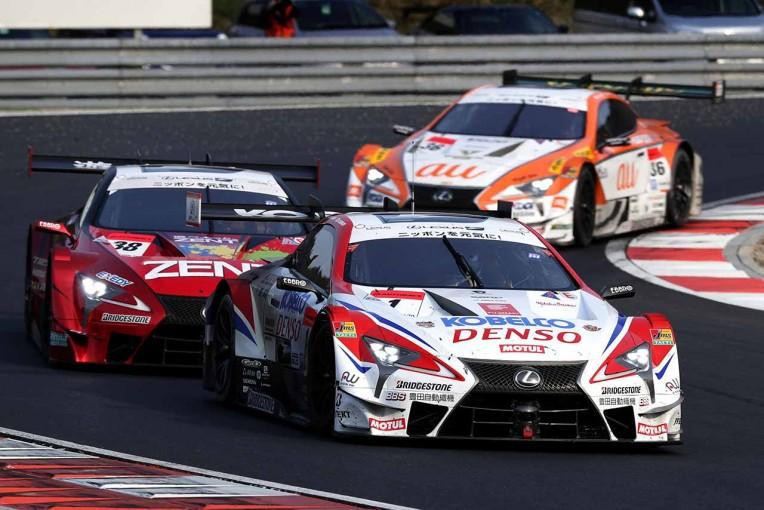 スーパーGT | LEXUS TEAM SARD スーパーGT第1戦岡山 レースレポート