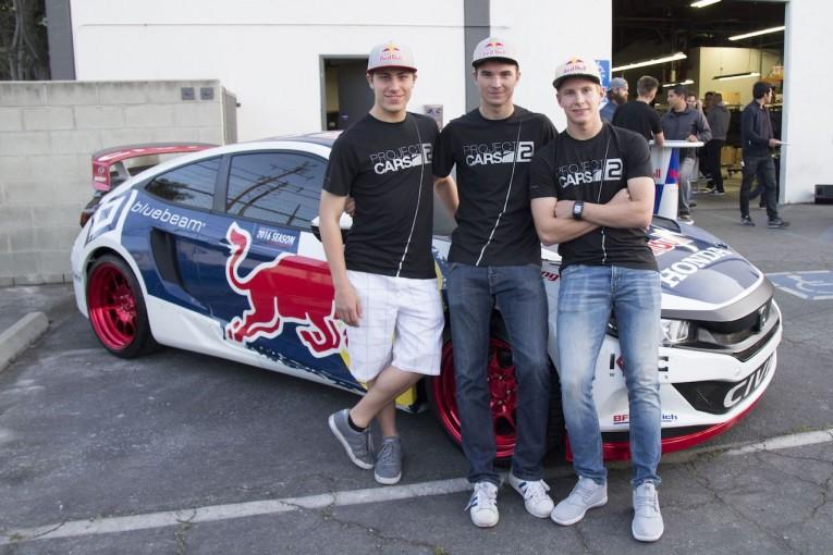 ラリー/WRC | GRC:北米ホンダが17年体制発表。シビック・タイプRは3台体制に拡大
