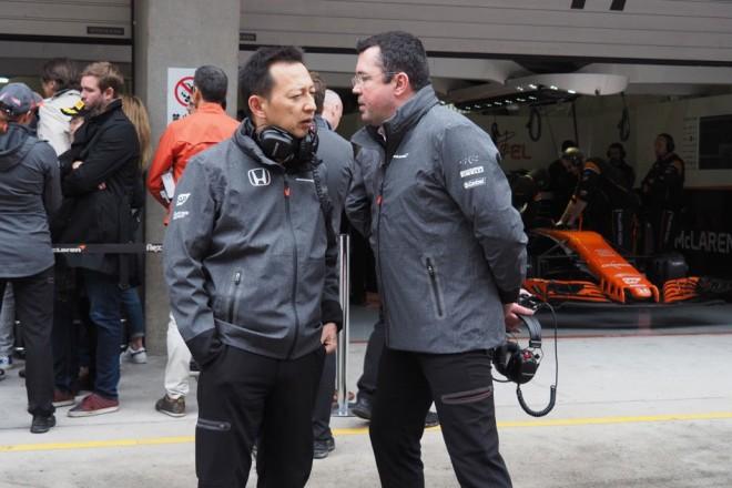 F1中国GP現地情報 日曜日