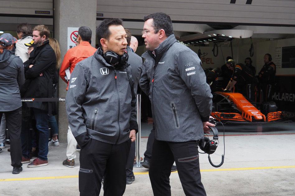 F1中国GP現地情報 2回目_9