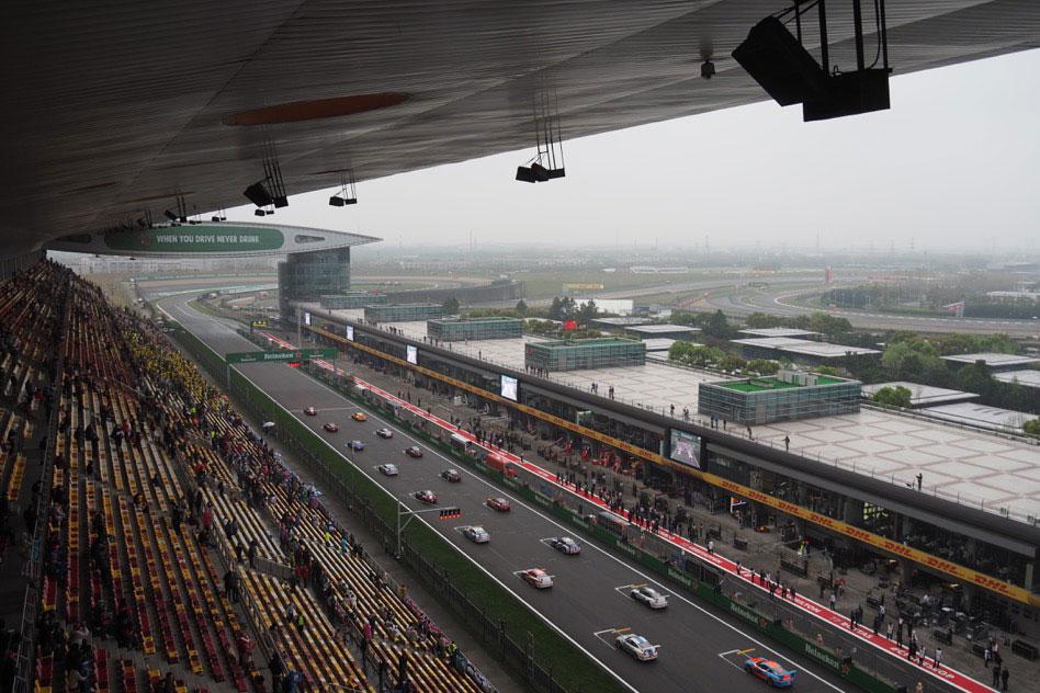 F1中国GP現地情報 2回目_1
