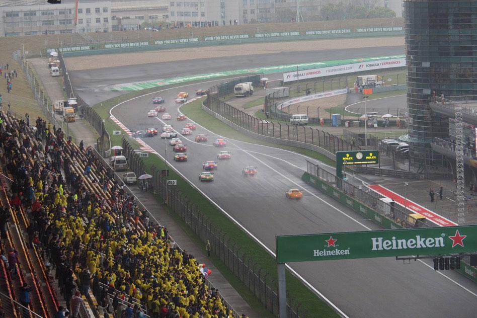 F1中国GP現地情報 2回目_2