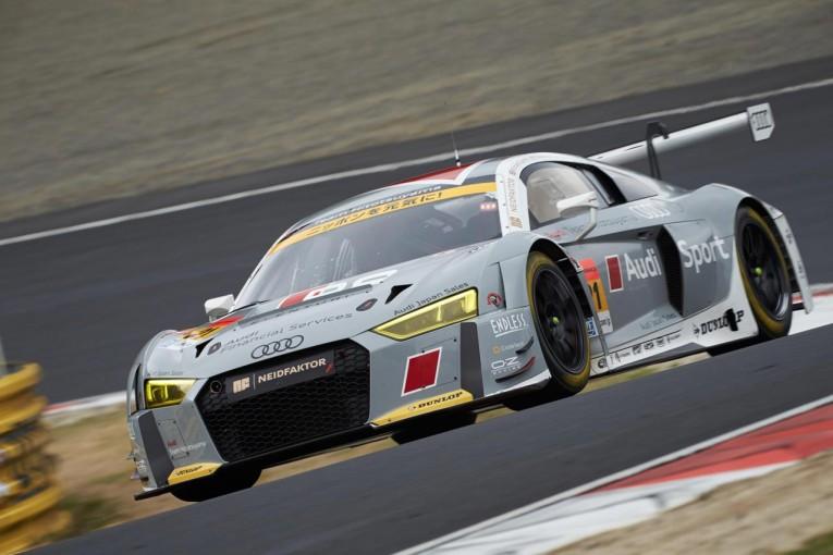 スーパーGT | アウディジャパン スーパーGT第1戦岡山 レースレポート