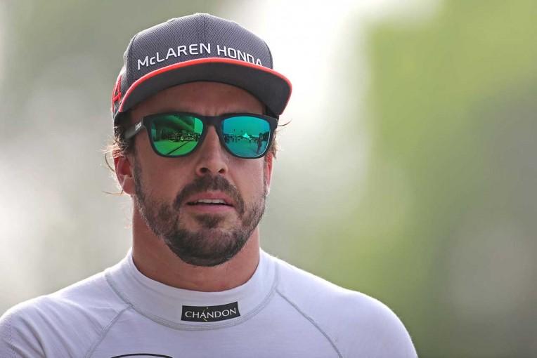 F1   マクラーレン・ホンダF1、アロンソ残留を切望。交渉の優先権を確保