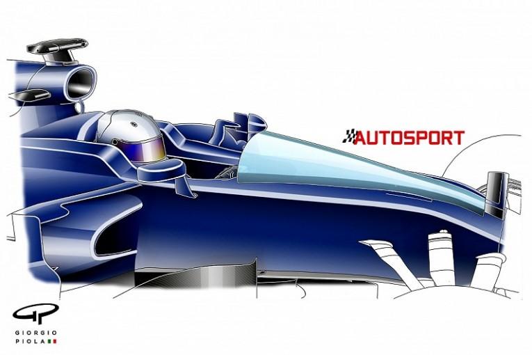 "F1 | ニューウェイ、F1コクピット保護デバイス""シールド""を支持も、2018年導入には懐疑的"