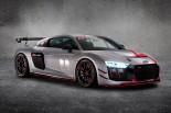 アウディの新カスタマーレーシングカー『R8 LMS GT4』
