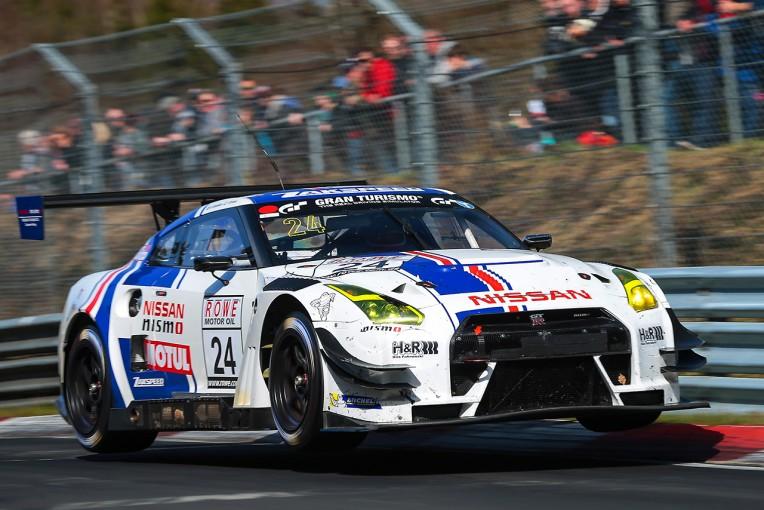 ル・マン/WEC   ニュル24時間:ザクスピード、GT-Rでのエントリーを取消。「来季に投資する」