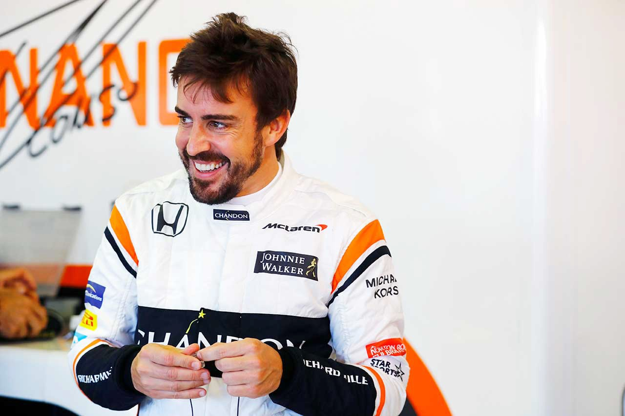 アロンソ「世界三大レースのすべてを制することは夢のひとつ」