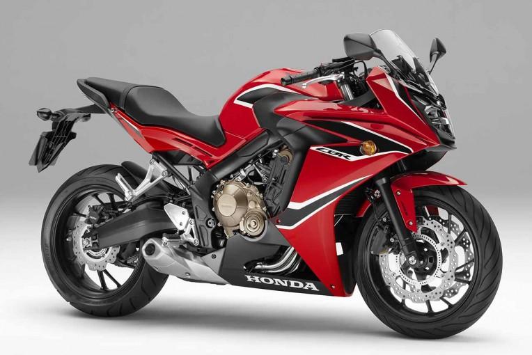 MotoGP | ホンダ、ロードスポーツ『CBR650F』、『CB650F』のスタイリング刷新。出力も向上