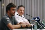 F1 | 「ホンダとともにインディ500に行こう!」アロンソの決断とビッグプロジェクトが現実化するまでの2日間