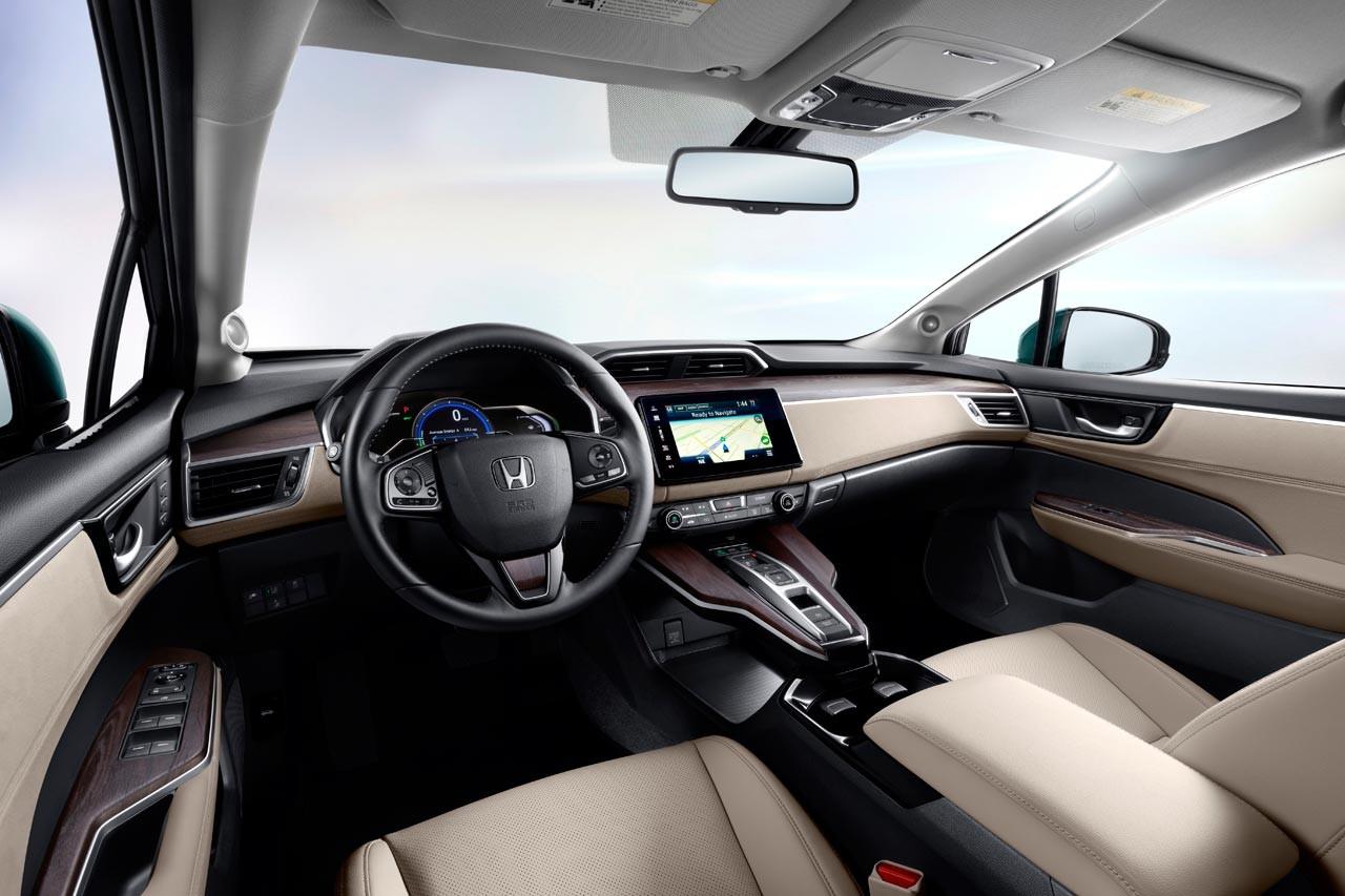 北米ホンダ、燃料電池車『クラリティ』のPHEV、EVタイプをNYショーでワールドプレミア
