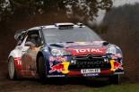 セバスチャン・ローブのWRC9連覇を支えたシトロエンDS3 WRC
