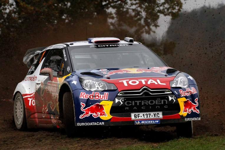 ラリー/WRC   WRC:シトロエン、セバスチャン・ローブの黄金時代支えたマシンデータを新型WRカーに活用
