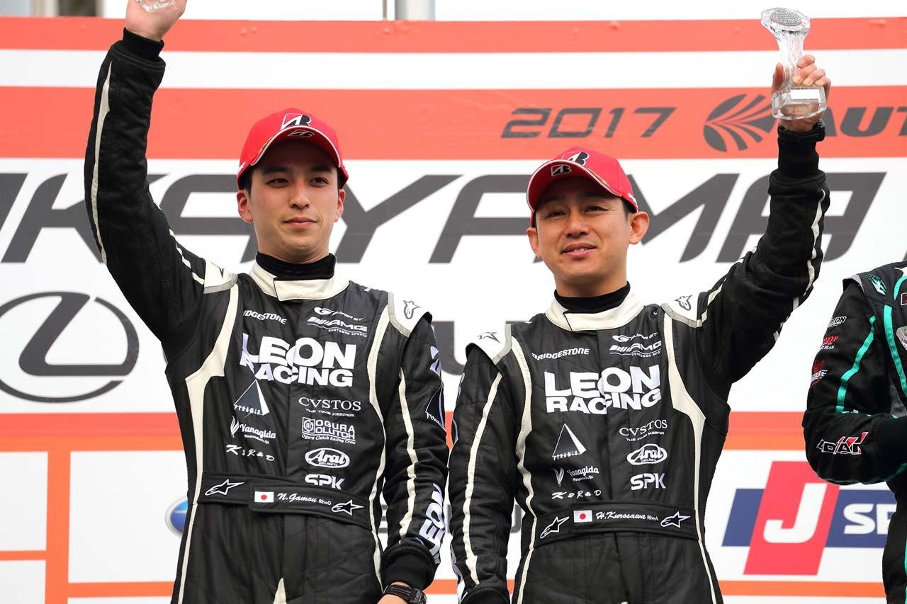 LEON CVSTOS AMG スーパーGT第1戦岡山 レースレポート