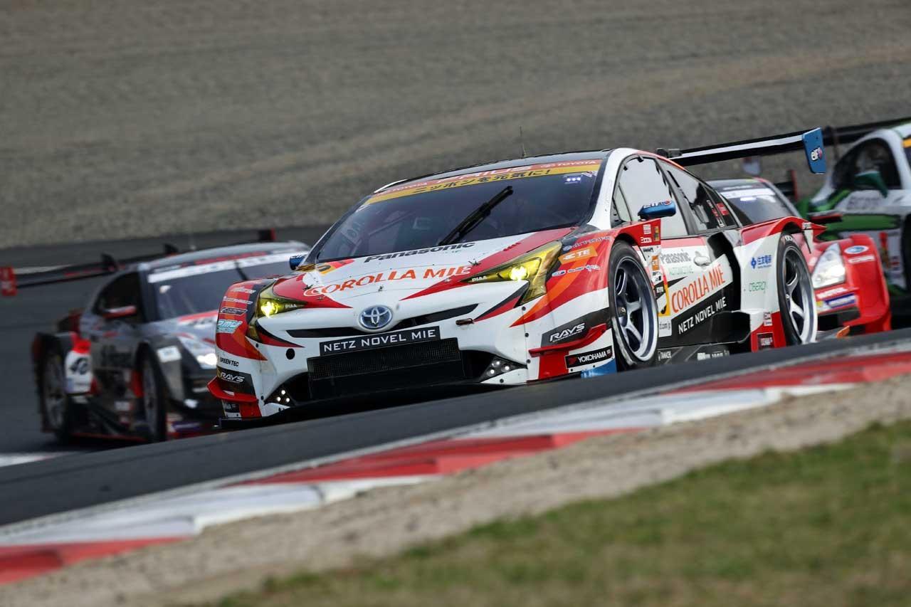 30号車TOYOTA PRIUS apr GT スーパーGT第1戦 レースレポート