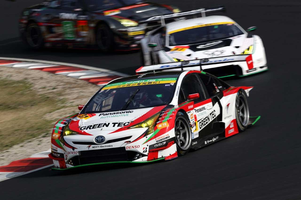 31号車TOYOTA PRIUS apr GT スーパーGT第1戦 レースレポート