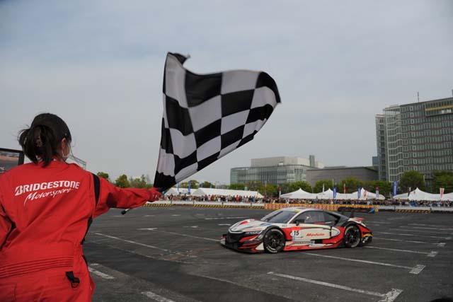 国内レース他 | 都内でモータースポーツを楽しもう!『モータースポーツジャパン2017』が今週末開催