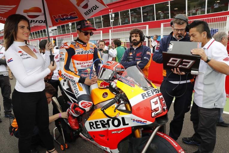 MotoGP | MotoGP:ホンダのマルケス、今季より2016年シーズンの方がプレッシャーを感じていたと語る