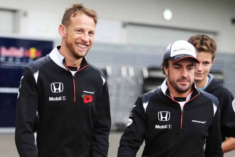F1 | F1モナコGP代役決定のバトン「慣れ親しんだモナコでのF1復帰、これ以上の舞台はない」